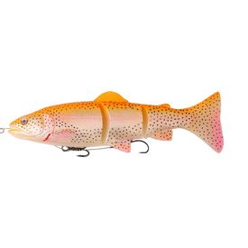 Savage Gear 3D Line Thru Trout 15cm 40g MS 02-Golden Albino