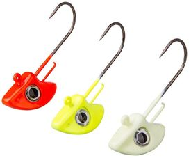 Savage Gear Stand Up Jigghead Kit #3/0 20g Red/Yellow/Glow 3-pack