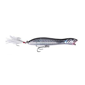 Savage Gear Panic Prey 135 V2 28g F 01-Dirty Silver Mullet