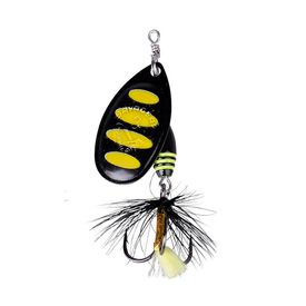Savage Gear Rotex Spinner #3a 6g 11-Black Bee