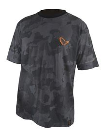 Savage Gear Black Savage Tee L