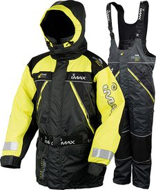 Imax Atlantic Race Floatation Suit 2pcs, XL
