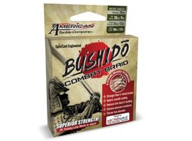 Bushido Combat Eight Braid Moss Green, 20lb, 0,14mm