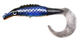 TS-Lures The Beaktail, Spotted Blue