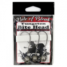 Bite of Bleak - Tungsten Bite Head 2-pack, 21g 3/0