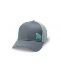 St. Croix Offset Logo Trucker Cap (COLMGY) 3aca15e760a38