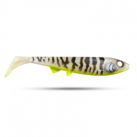 Eastfield Custommålat Viper 23cm, 95g - Yellowbelly Burbot