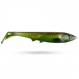 Eastfield Custommålat Viper 40cm, 585g - Green Burbot