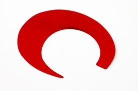 Wiggle Tail XL, Red