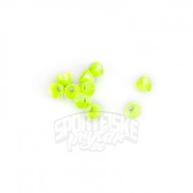 Coneheads S (4,8mm) - Fluo Chartreuse