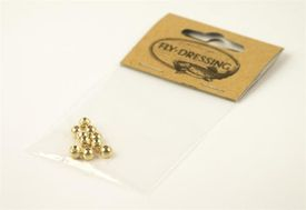 Bauer Pike Beads 0,6g - Gold