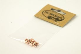 Bauer Pike Beads 0,6g - Copper