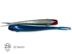 Zander Strike Mermaid, Marlin