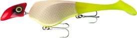 Headbanger Shad 22 cm Floating - UV Clown