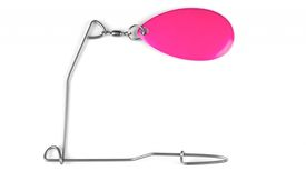 Instant Spinnerbait, #8 Indiana Hot Pink