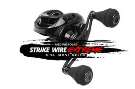 BFT Instinct X7 Med Påspolad Strike Wire Extreme 0,36mm