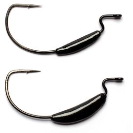 Darts Weighted Offset Hook 4 g #3/0 2-pack