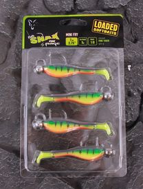 Fox Rage Loaded Mini Fry 7cm, FireTiger