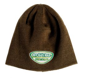 Old Guys Rule Living Legend Beanie Olive