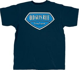 Old Guys Rule - Legend in my mind - 2XL