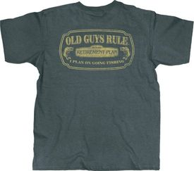 Old Guys Rule - Retirement Plan - 2XL