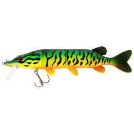 Westin Mike the Pike 280 mm 185g Low Floating Crazy Firetiger