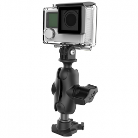 RAM Mounts Go Pro Base & Camera Adapter B-Kula