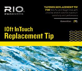 Rio 10' InTouch Replacement Tip Sink 6 , #6