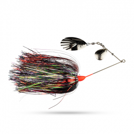 Rad Dog Spinnerbait - Red Ghost
