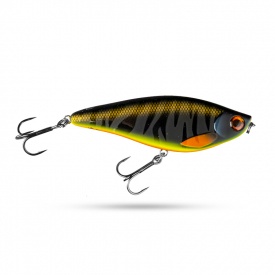 Scout Swimmer 12,5cm 67g Slow Sink - Black Perch
