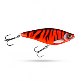 Scout Swimmer 12,5cm 67g Slow Sink - Red Tiger