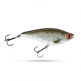 Scout Swimmer 12,5cm 67g Slow Sink - Arkansas Shiner
