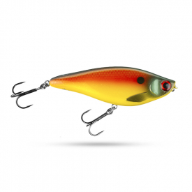Scout Swimmer 12,5cm 67g Slow Sink - Parrot
