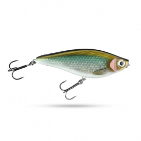Scout Swimmer 12,5cm 67g Slow Sink - Smelt