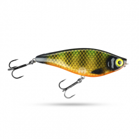 Scout Swimmer 12,5cm 67g Slow Sink - Blackhead Perch