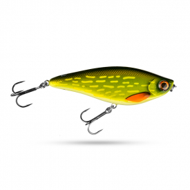 Scout Swimmer 12,5cm 67g Slow Sink - Universal Pike