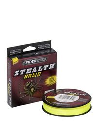 SPIDERWIRE STEALTH 0,20mm 137m T.YELLOW