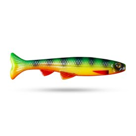 Scout Kicker 9cm (5-pack) - Fire Tiger Fluo