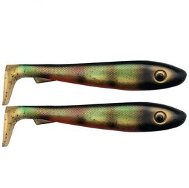 McRubber 21cm (2 pack) - Old School Perch