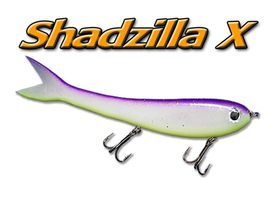 Shadzilla X 32cm - Crown Royal