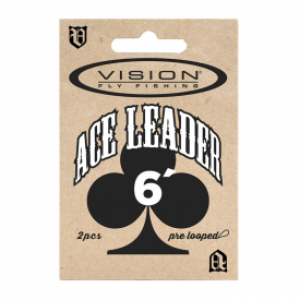 Vision ACE leader 6' 0,43mm
