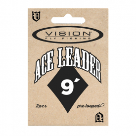 Vision ACE leader 9' 0,43mm