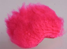 Sculpin Wool - Fluo Pink