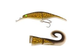 Westin Platypus TeezTail 160 mm Suspending Natural Pike