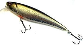 Hybrida B3 Twithbait - Herring Chrome (HS)