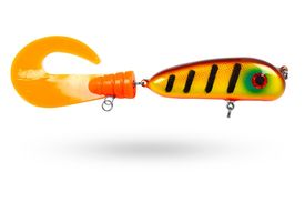 BB-Tail Shallow - Hot Craw