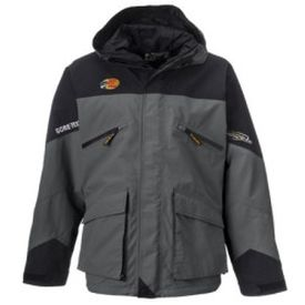 Bass Pro Pro Qualifier Gore-Tex Rain Jackets - Stealth, Large Tall