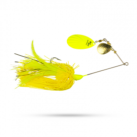 Rad Dog Spinnerbait - Yellow Chartreuse
