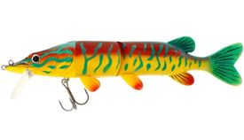 Mike the Pike 200 mm 67g Low Floating Crazy Parrot Special