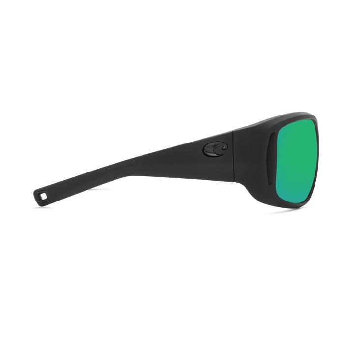 Costa Montauk Matte Black Ultra (Glas) - Green Mirror 580G dfb69f041aa98